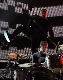 U2 en los Grammy 2009 1