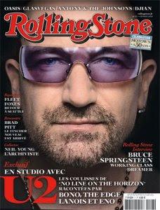 Portada Rolling Stone Francia febrero 2009
