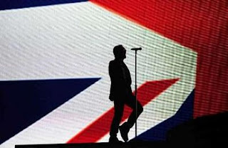U2 Brit awards 2009 1