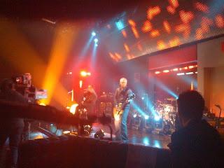 U2 en el show de Jonathan Ross