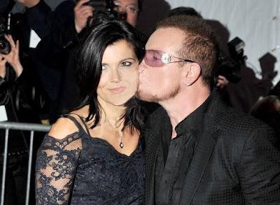 Bono y Ali en Nueva York 1