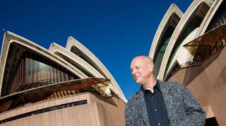 Brian Eno presenta Luminous en la Opera de Sydney