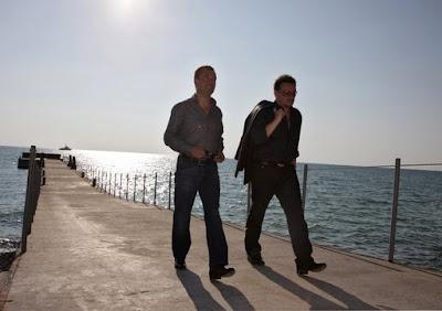 Bono se reune con el presidente Ruso Dmitry Medvedev 4