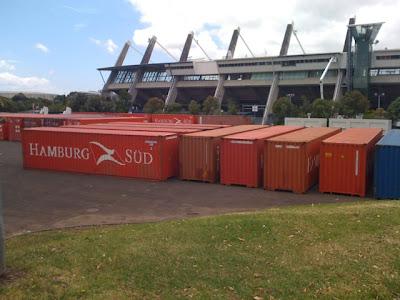 U2 360 Tour a Auckland, Nueva Zelanda 1