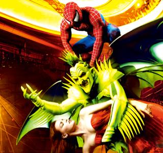 Spiderman Annie Leibovitz