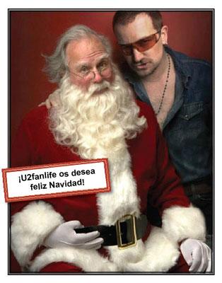 Feliz Navidad U2