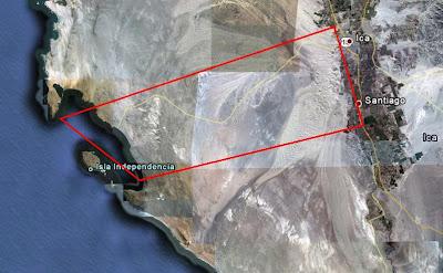 Perú Deserto de Ica