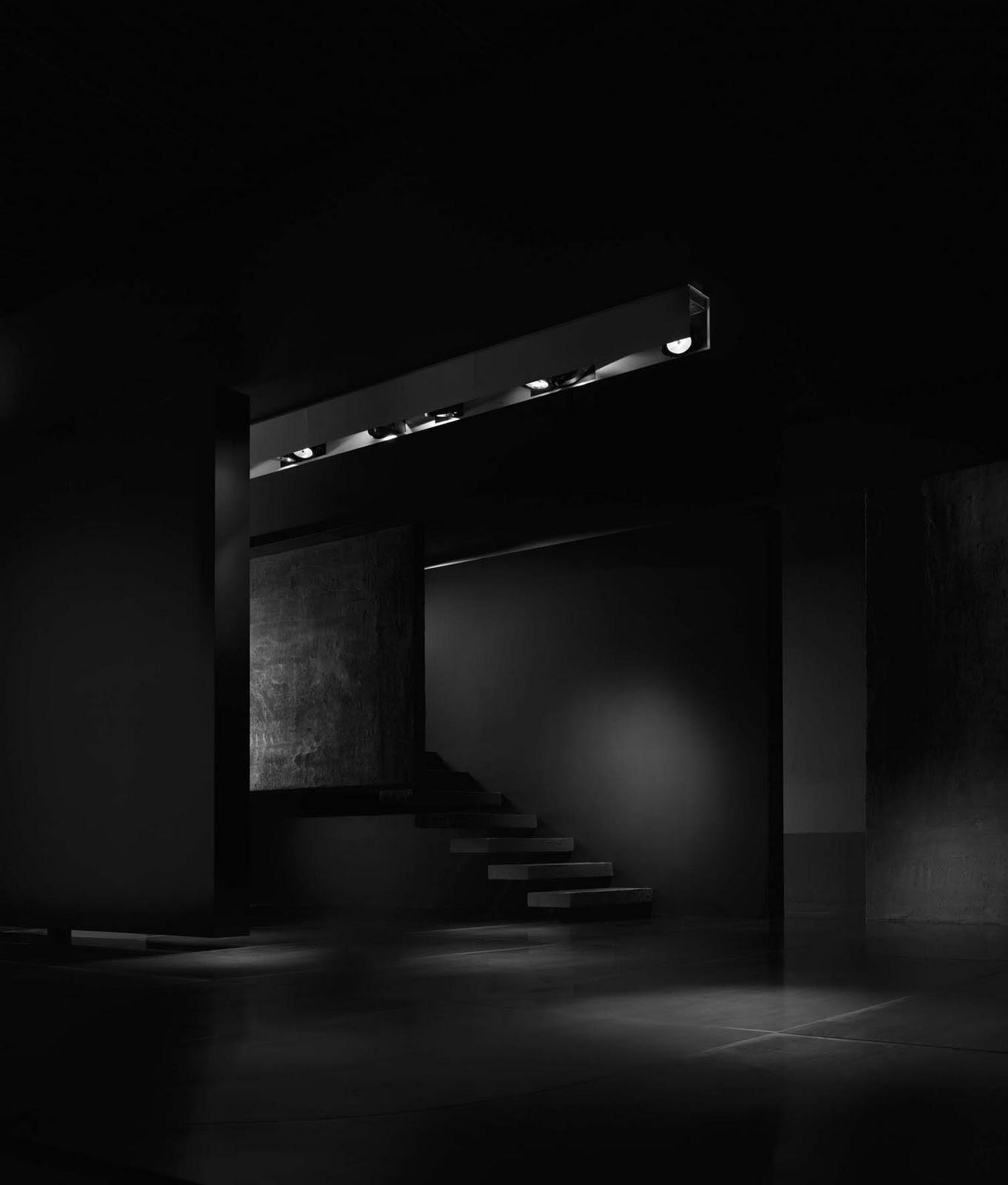 Sistema Illuminazione Architetturale HORTO Design Hangar