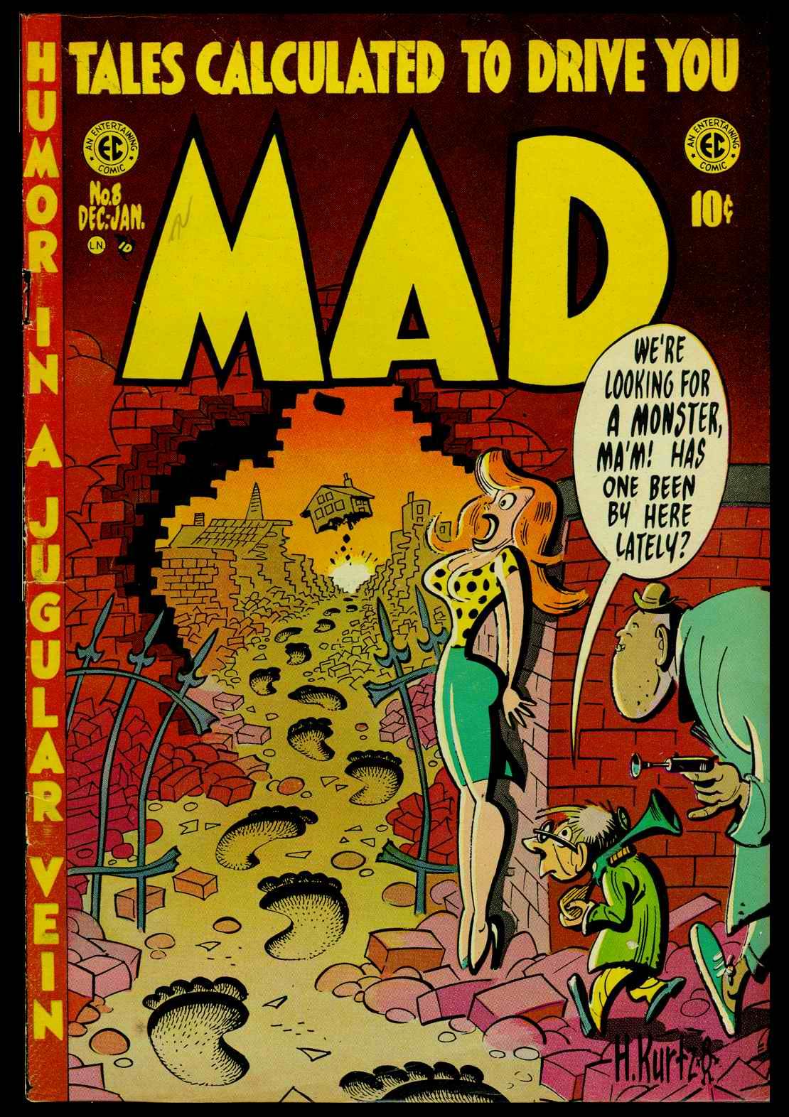 Mad Comic