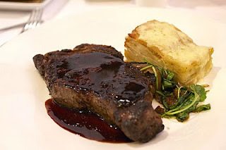 New York Strip Steak in Bourbon Yachtsman Steakhouse 2