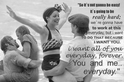 The Notebook Famous Quotes Famous Quotes