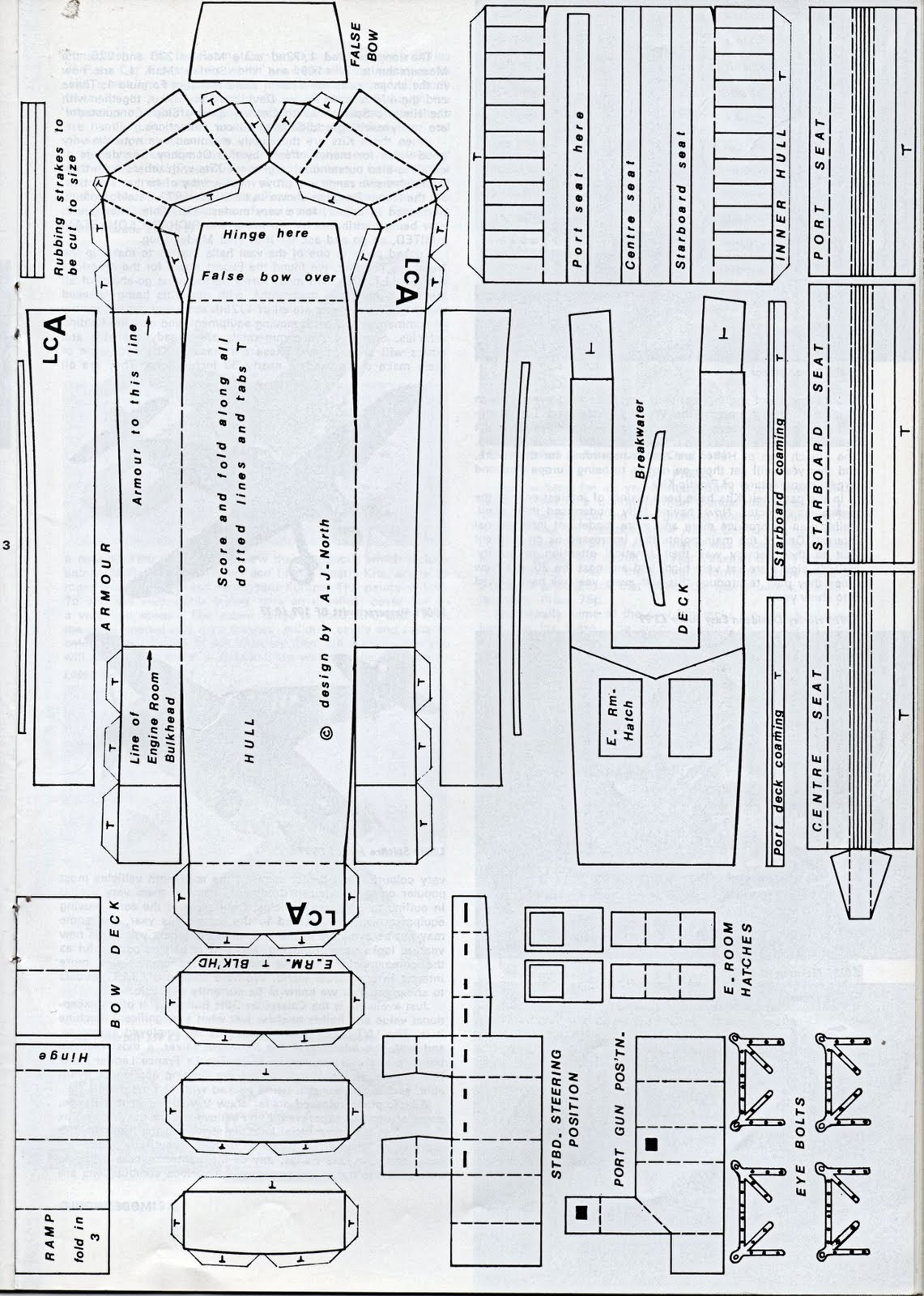 Vintage Wargaming Make Your Own Lca By Arthur North