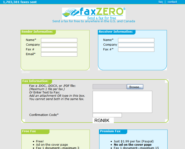 better tech examples how to send and receive faxes for free online