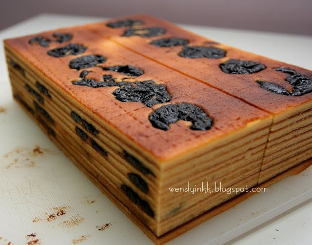 Japanese Layered Cake Recipe: Table For 2.... Or More: Prune Layer Cake 2