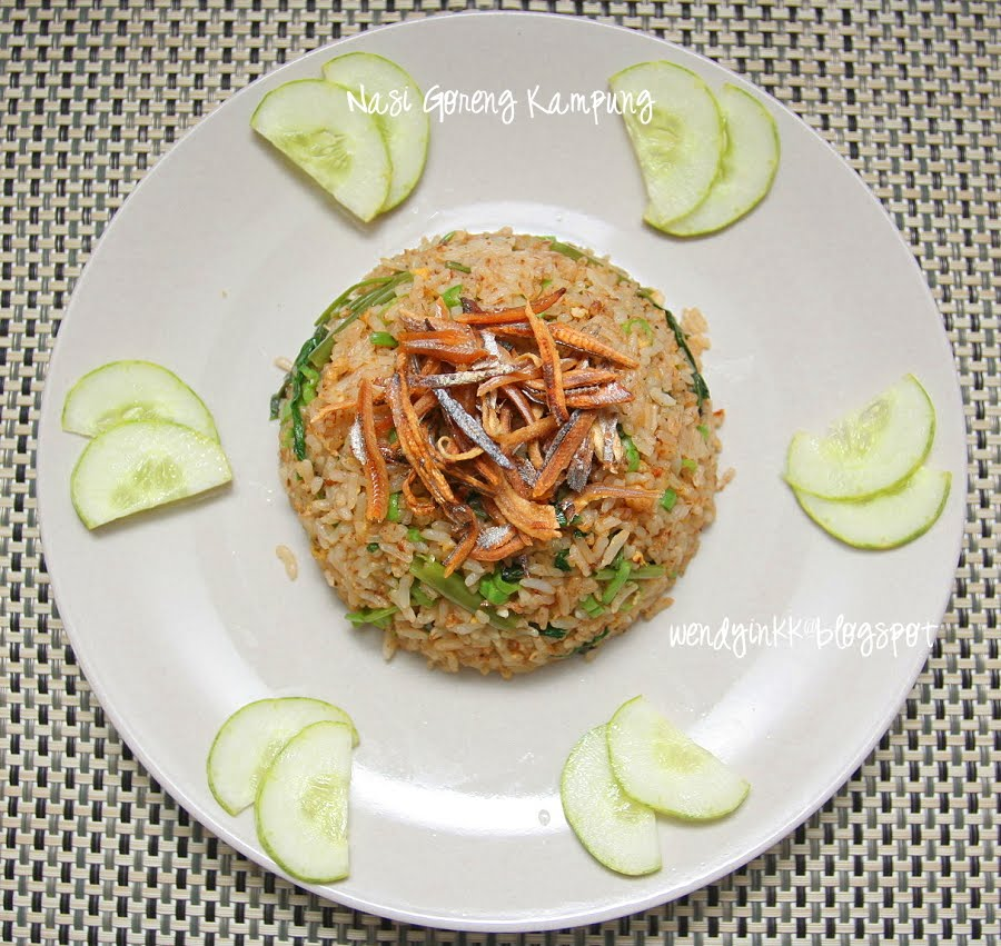 how to cook nasi goreng kampung