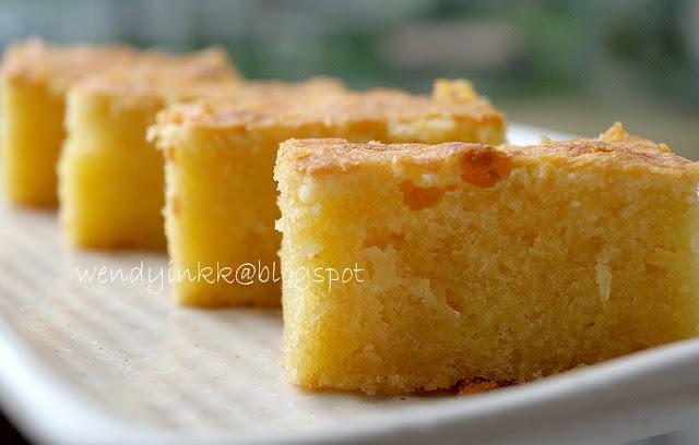 Soft Cassava Cake Recipe