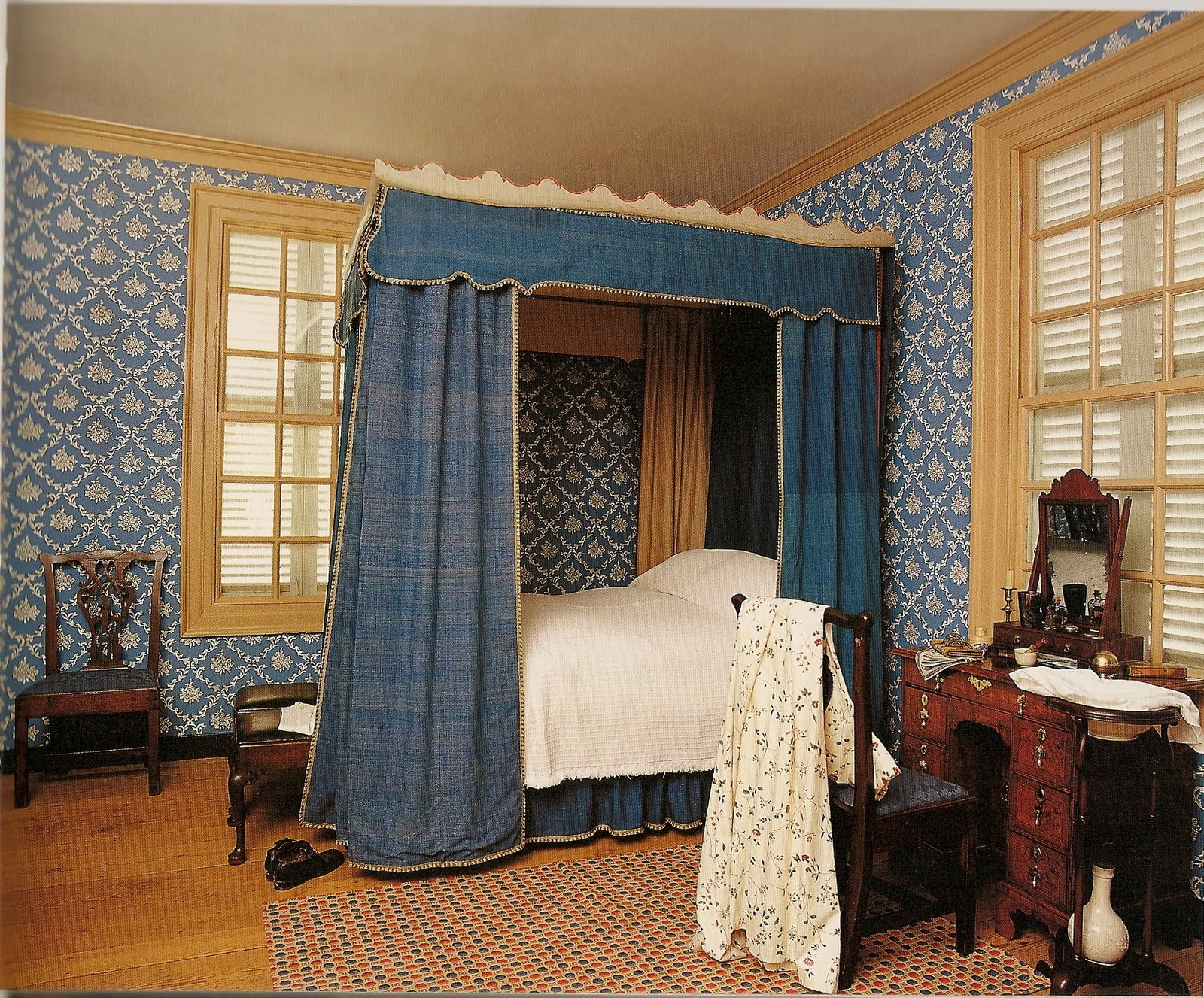 Long Island Style Colonial Williamsburg Truly Classic