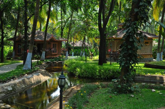 Time Out In India Kairali Ayurvedic Resorts Kerala