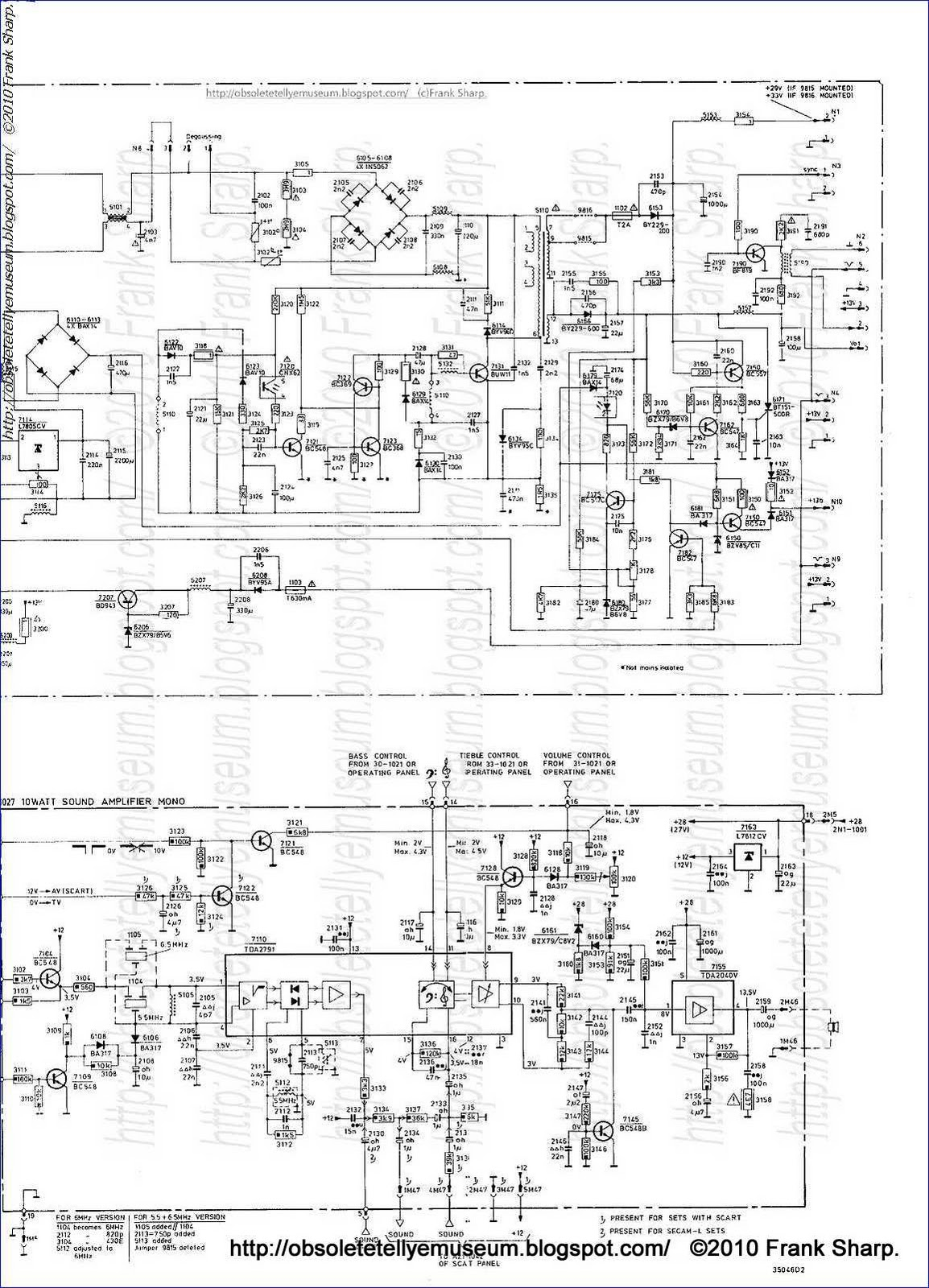 Obsolete Technology Tellye Philips 22cs5250 Tiepolo Chassis K40 Diagrams Besides Hydraulic Press Wiring Diagram Moreover Whirlpool Internal View