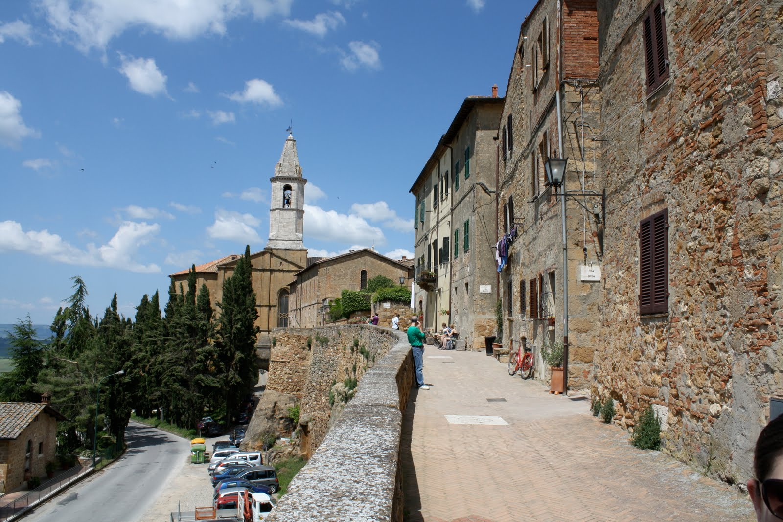 Will Travel For Food And Wine Italy Trip Day 9 Pienza