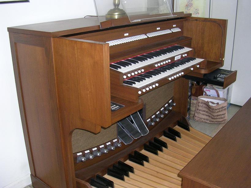 Allen Organ company manuals