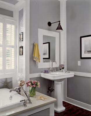 In Rooms With Light Or Pastel Walls White Trim Makes The Color Look Brighter And Clearer Photo From Country Living