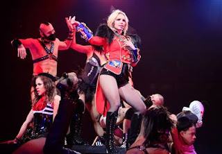 Britney Spears will return to North America for the second leg of her successful Circus tour.