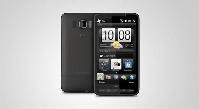 Накрылся тачскрин на HTC HD2