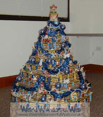 Image:SPAM Christmas Tree