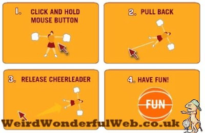 IMAGE: Cheerleader Toss Instructions