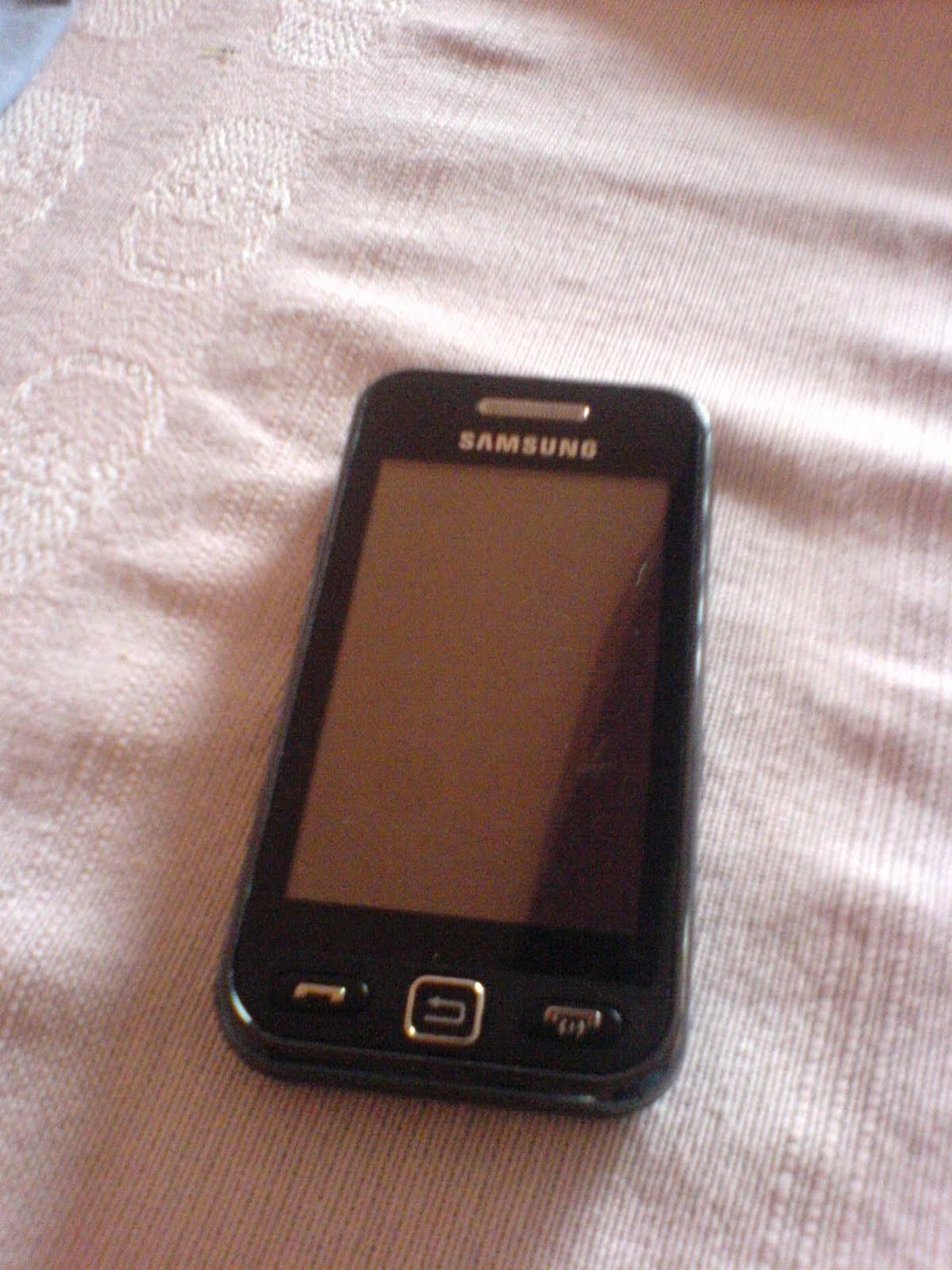 Samsung Star GT-S5230 - Aparelho completo com interface totalmente intuitiva