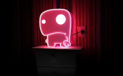 neon wallpapers hd pink 3d light monster desktop lamp cool background backgrounds 1080 cute cartoon 1920 strictly guy funny ever