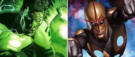 It's A Dan's World: WHAT IF: MARVEL COSMIC vs DC COSMIC