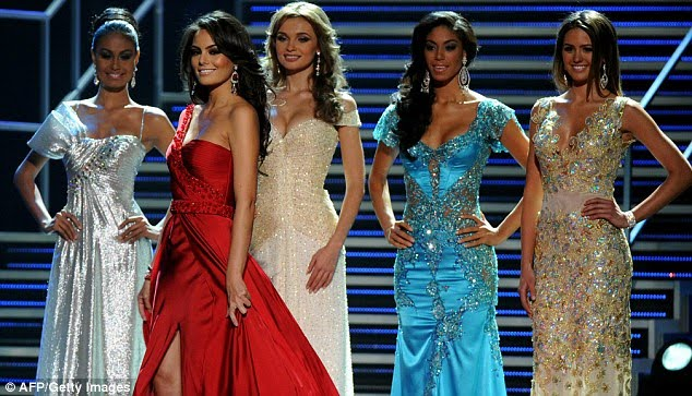 Miss Universe 2010 Pageant Full HQ video | Unique Log