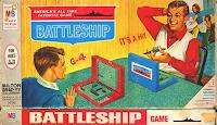 "Juego de mesa ""Batalla Naval"""
