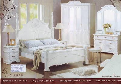 Kepada Anda Yang Kan Konsep English Style Banyak Kedai Menyediakan Koleksi Set Bilik Tidur