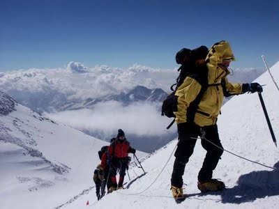 Mountaineering Technique Part 2