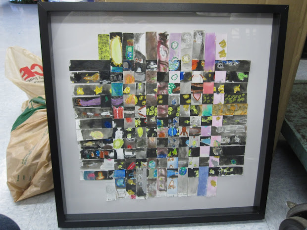 Mintagehome Craft Lab Woven Art
