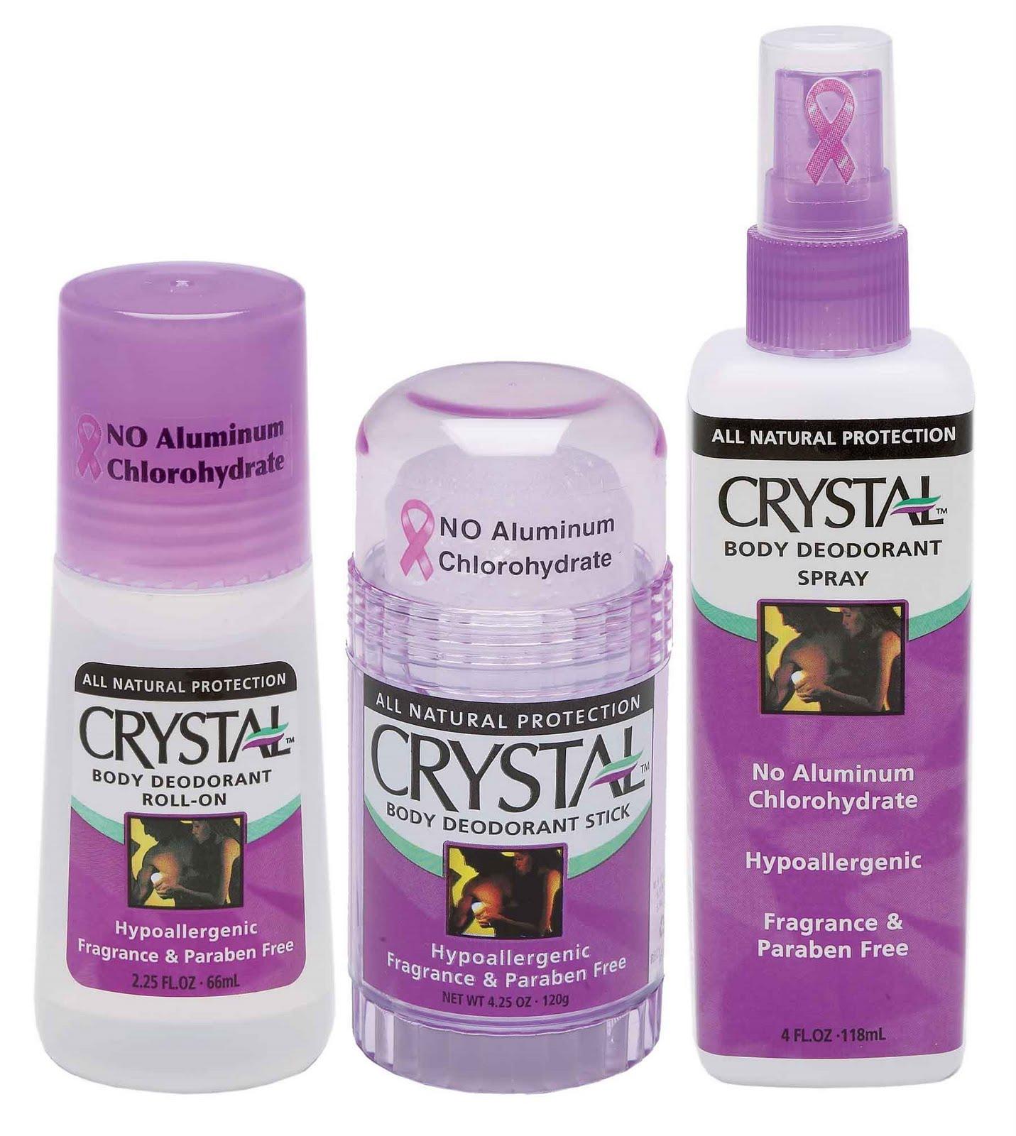 Hockey Mum Crystal Mineral Salt Deodorant On Sale At