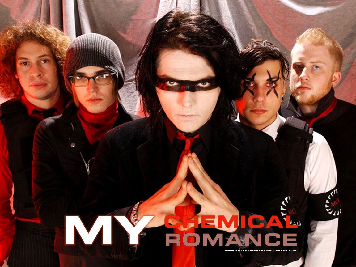 Chemical My Blood Romance
