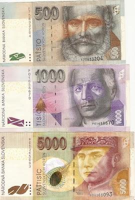 Ceske na slovenske peniaze