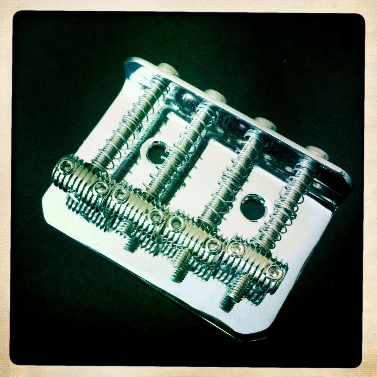 Diy Electric Guitarmandolin Kit Custom Tailpiece