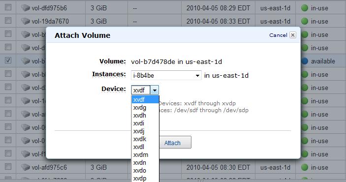 PowerCram: Maximum EBS Volumes on EC2 Windows EBS-backed Instances