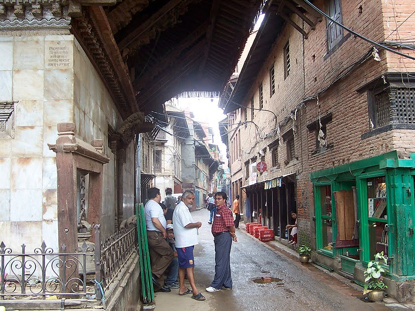 Intrepid Asia in Ninety Days with Flashbacks: Patan and