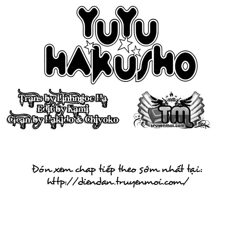 Hành trình của Uduchi chap 036: tiếng gầm của byakko trang 21
