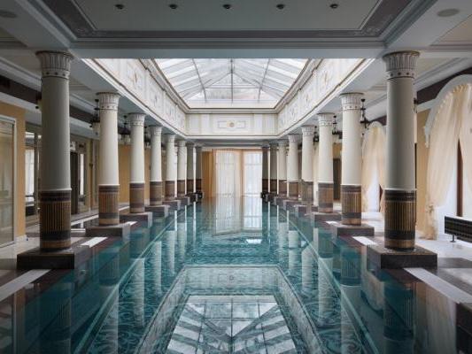 Decoration Indoor Pools Fancy Pool Bases Bases Mosaİcs Pool