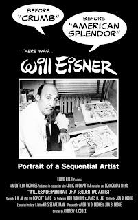 Will Eisner film poster