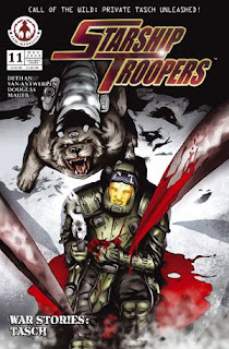 Starship Troopers #11