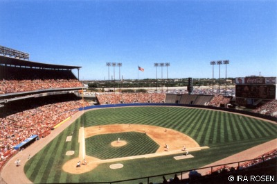 Retro Ballparks: County Stadium, Milwaukee WI