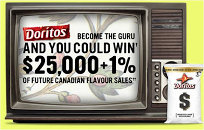 Doritos Become The Guru prize